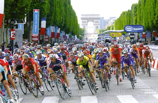 Tour de France 2012 : Tracé du Tour 2012